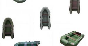 Надувные лодки под мотор и не только