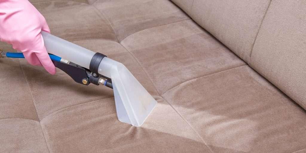 Профессиональная химчистка мягкой мебели