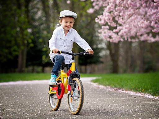 Характеристика детских велосипедов